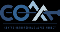 Nouveau site internet du Centre Orthopédique Alpes Annecy : https://centreorthopediquealpesannecy.com